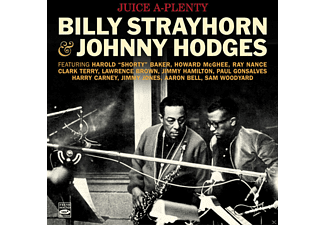 Johnny Hodges, Billy Strayhorn - Juice A-Plenty - (CD)