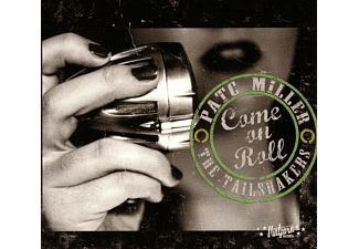 Patc Miller And The Tailshakers - Come On Roll - (CD)