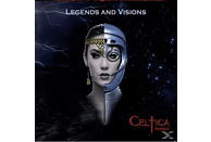 Celtica-pipes Rock! - Legends and Visions [CD]