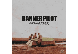 Banner Pilot - Collapser - (CD)
