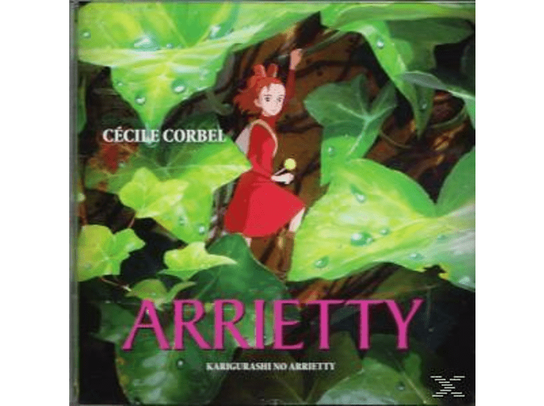 Cecile Corbel - Arrietty Soundtrack [CD]