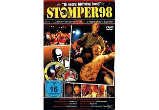 Stomper 98 - 10 Years Birthday Bash (+Live Cd) - (DVD)