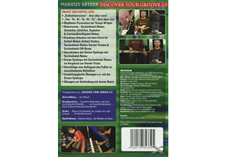Markus Setzer - Discover Your Groove 2.0 - (DVD)