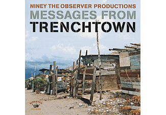 VARIOUS - Messages From Trenchtown - (CD)