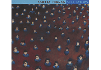 Amelia Curran - Spectators - (CD)
