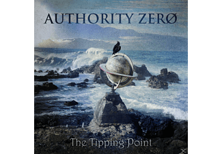 Authority Zero - The Tipping Point - (CD)