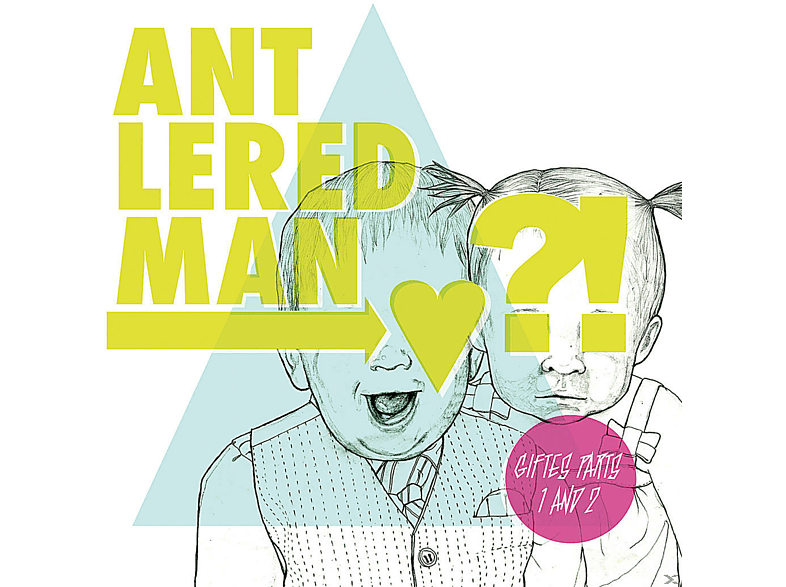 Antlered Man - Giftes Parts 1 And 2 [CD]