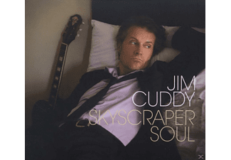 Jim Cuddy - Skyscraper Soul - (CD)