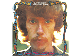 Ray Stinnett - A Fire Somewhere - (CD)