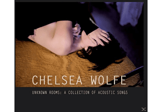 Chelsea Wolfe - Unknown Rooms - (CD)