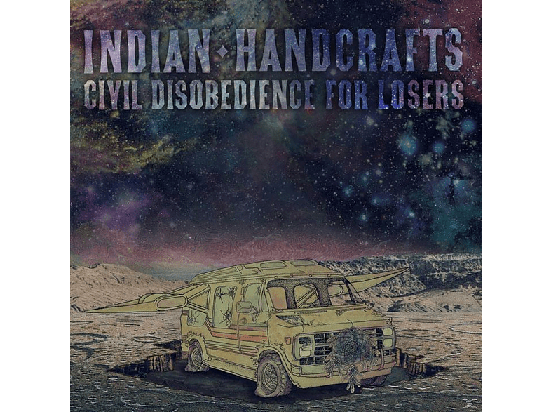 Indian Handcrafts - Civil Disobedience For Losers [CD]