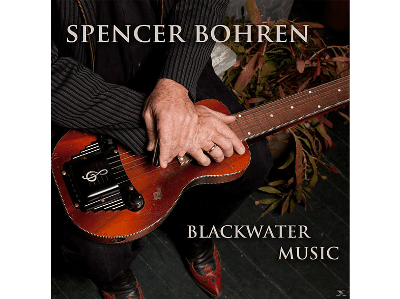 Spencer Bohren - Blackwater Music [CD]