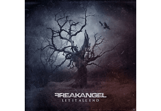 Freakangel - Let It All End - (CD)