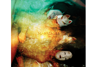 Marriages - Kitsune - (CD)