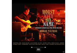 Horst With No Name - Boogie Machine - (CD)