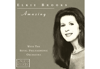 Elkie Brooks, Royal Philharmonic Orchestra - Amazing - (CD)