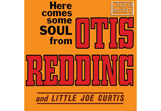 Otis Redding - Here Comes Some Soul - (CD)