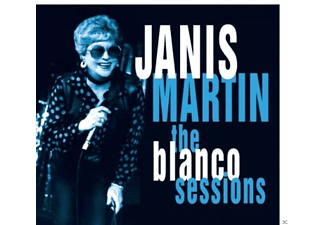 Janis Martin - The Blanco Sessions - (CD)