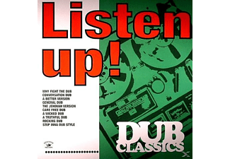 VARIOUS - Listen Up! Dub Classics - (CD)