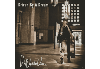 Ad Vanderveen - Driven By A Dream - (CD)