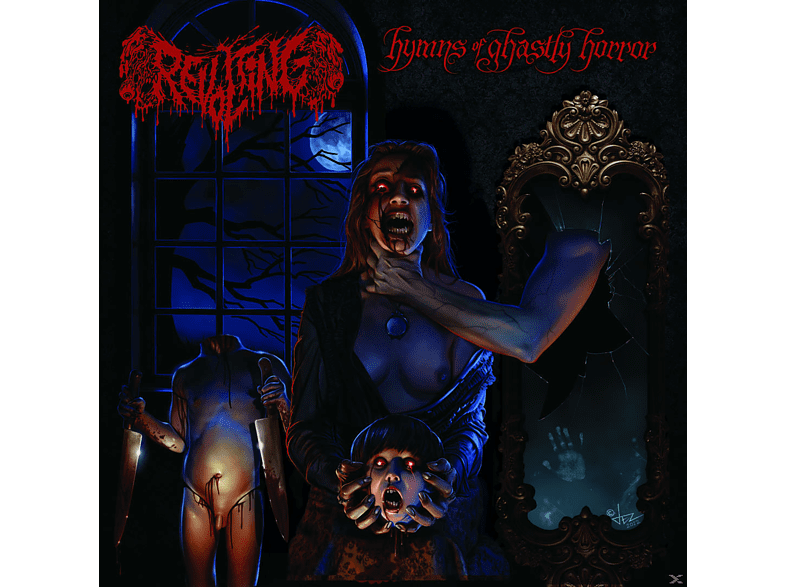 Revolting - Hymns Of Ghastly Horror [CD]