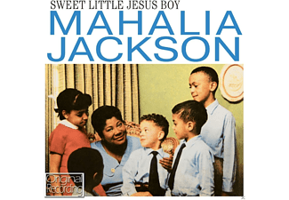 Mahalia Jackson - Sweet Little Jesus Boy - (CD)