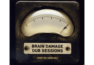 Brain Damage - What You Gonna Do? - (CD)