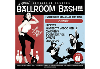 VARIOUS - Soundflat Records Ballroom Bash! Vol.6 - (CD)