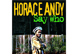 Horace Andy - Say Who - (CD)