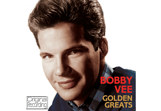 Bobby Vee - Golden Greats - (CD)