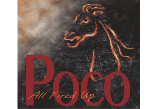 Poco - All Fired Up - (CD)