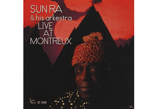 Sun & His Arkestra Ra - Live At Montreux - (CD)