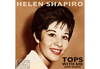 Helen Shapiro - Tops With Me & More [CD]