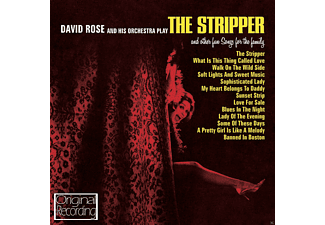 David Rose, David Rose Orchestra - Stripper - (CD)