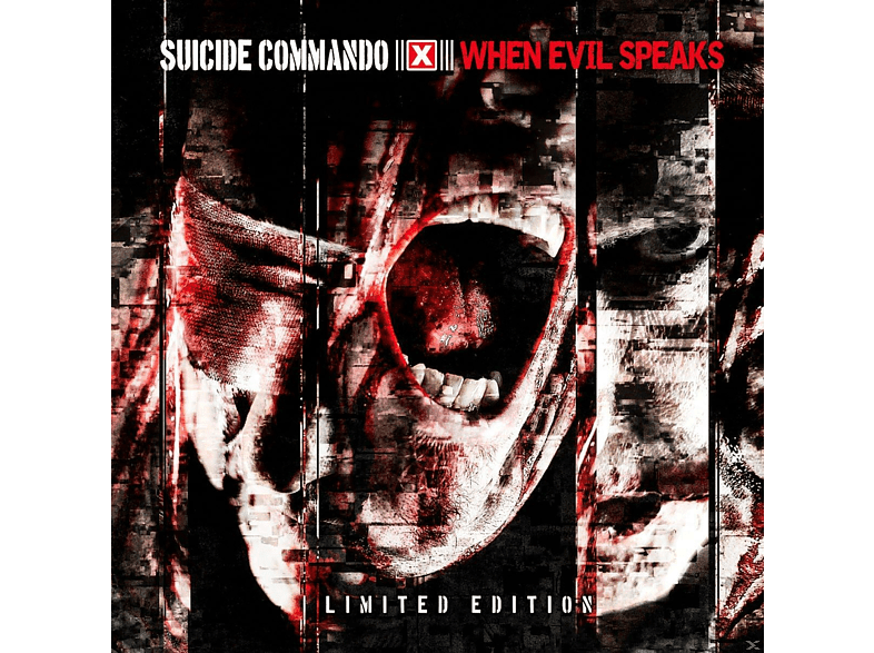 Suicide Commando - When Evil Speaks (Deluxe Digipak Edition) [CD]