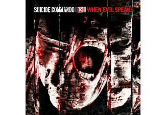 Suicide Commando - When Evil Speaks - (CD)