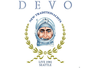 Devo - New Traditionalists - Live In Seattle 1981 [CD]