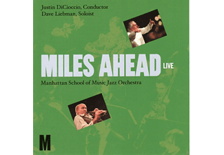 Manhattan School Of Music Jazz Orchestra, David Liebman - Miles Ahead - (CD)