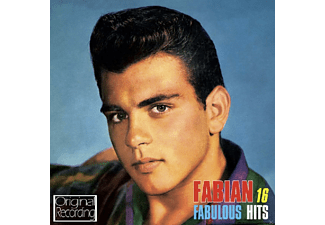 Fabian - 16 Fabulous Hits - (CD)