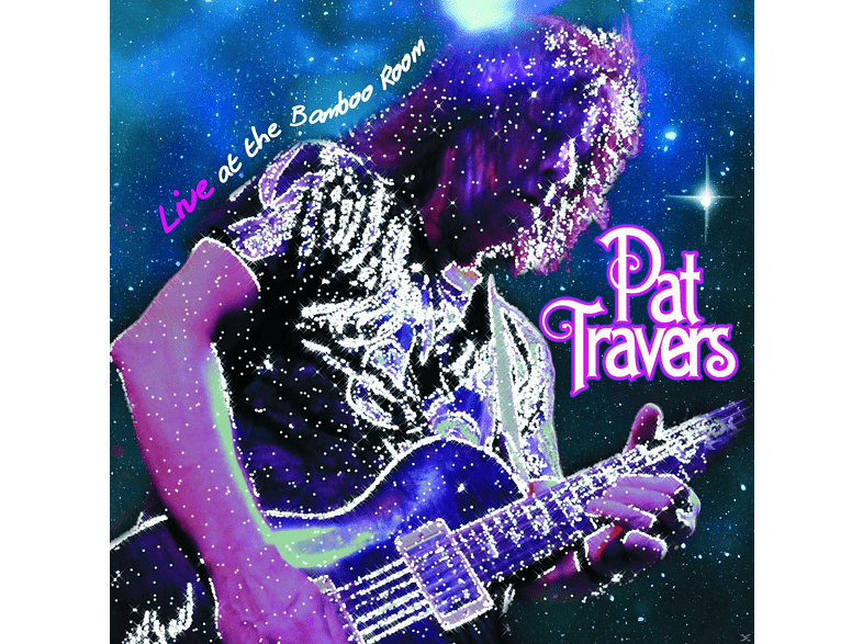 Pat Travers - Live At The Bamboo Room [Import, Doppel-Cd] [CD + DVD]
