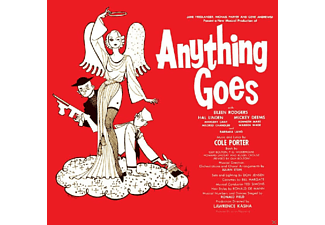 VARIOUS - Anything Goes (Soundtrack) - (CD)