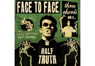 Face To Face - Three Chords and a Half Truth - (CD)