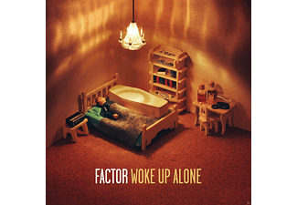 The Factor - Woke Up Alone - (CD)
