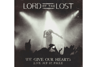 Lord Of The Lost - We Give Our Hearts (Live Auf St.Pauli) - (CD)
