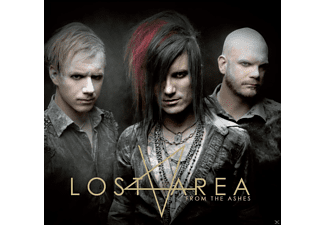 Lost Area - From The Ashes - (CD)