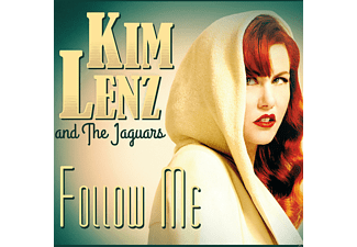 Kim Lenz, The Jaguars - Follow Me - (CD)