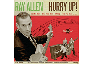 Ray Allen - Hurry Up! - (CD)