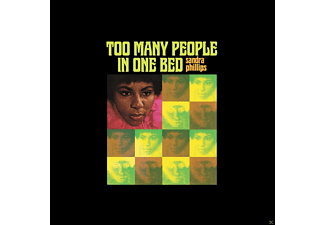 Sandra Phillips - Too Many People In One Bed - (CD)