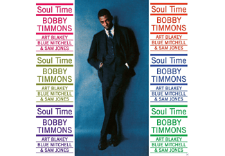 Bobby Timmons - Soul Time - (CD)