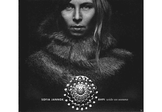 Sofia Jannok - AHPI-Wide As Oceans - (CD)